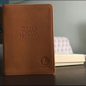 Accessories - World Travel Journal - NEW!!